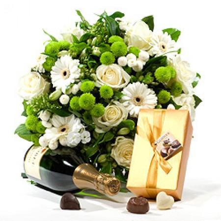 Цветя, Шампанско & Шоколади