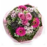 Букет Розова Романтика
