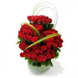 Аранжировка от 101 рози
