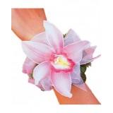 Гривна за шаферка от орхидея Цимбидиум BR8