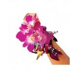 Гривна за шаферка от орхидея дендробиум BR9