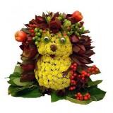 Ежко Бежко - фигура от цветя