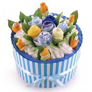 Baby Bouquet for Boy Large